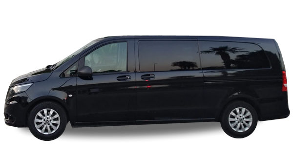 Car rental, VIP vehicles in Benidorm, Alicante