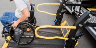 Transportes para personas con movilidad reducida